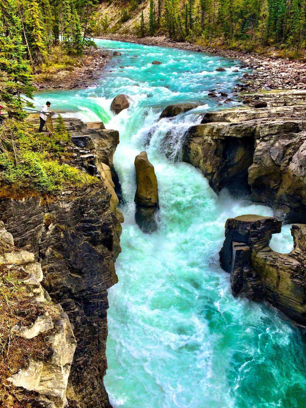 Jasper National Park, Canada, September 2015