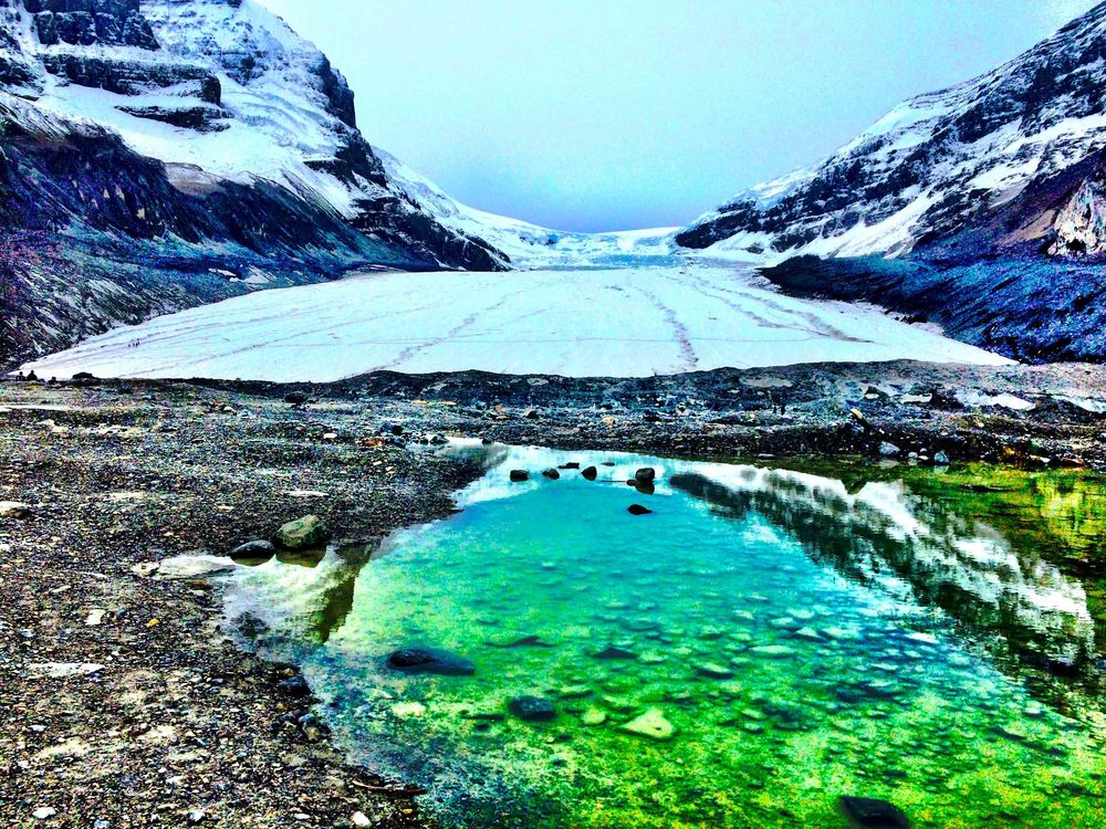 Columbia Icefield, Jasper National Park, September 2015