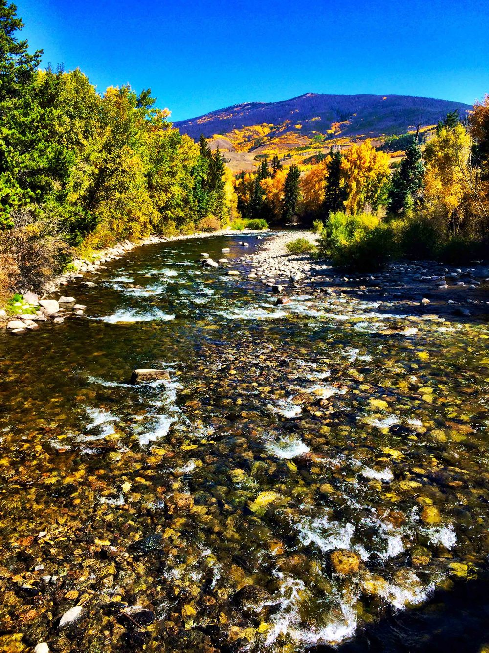 Silverthorne, Colorado, September 2015