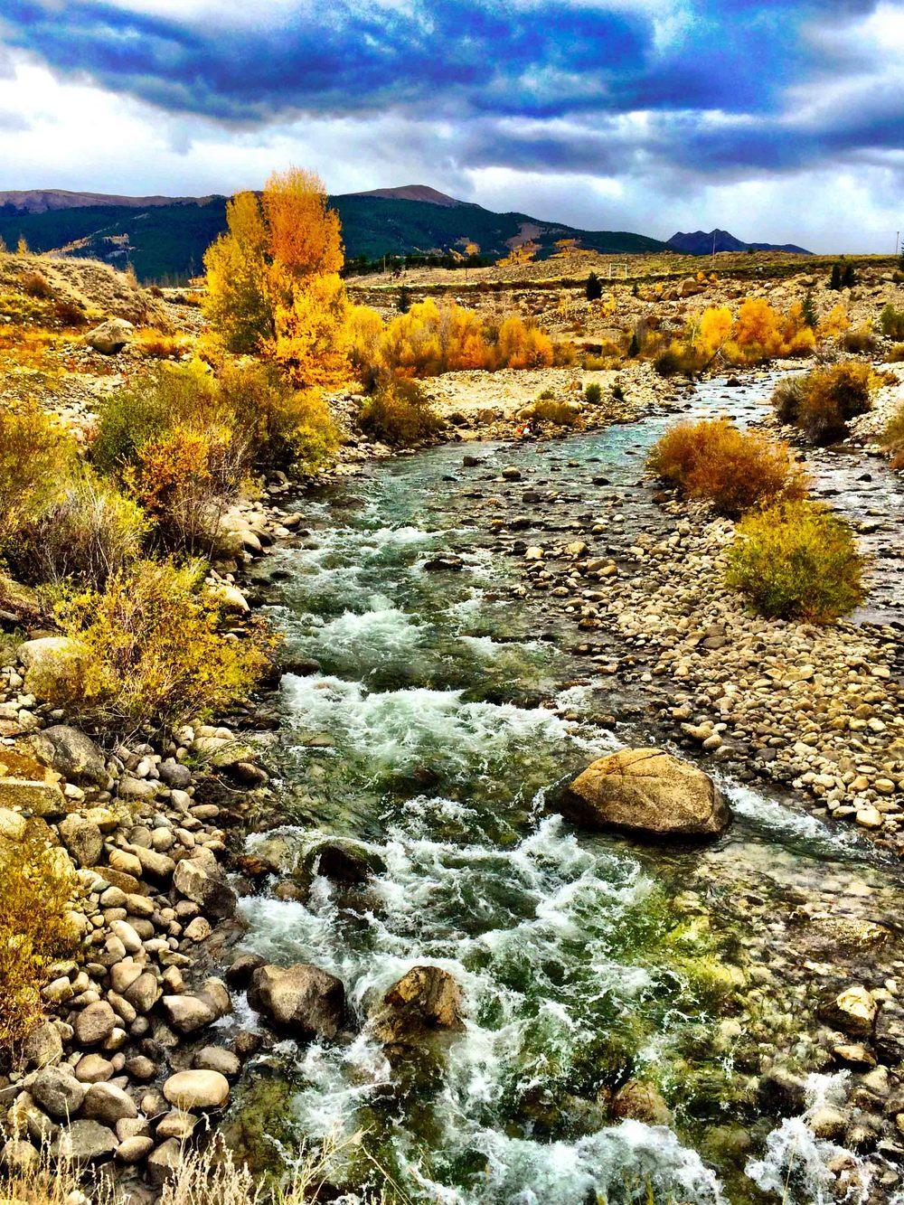 Collegiate Range, Colorado, September 2015