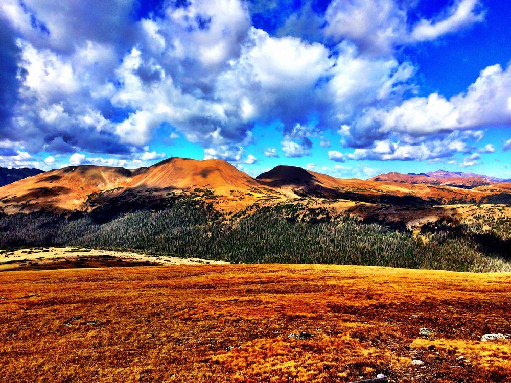 Rocky Mountain National Park, Colorado, September 2015