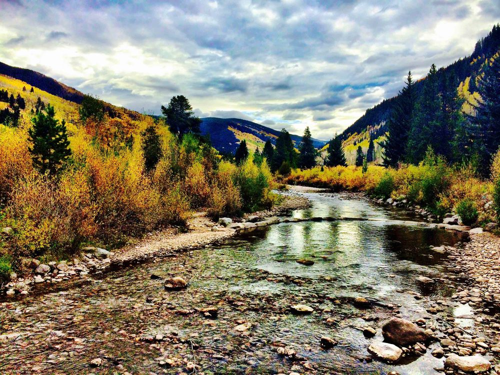 Vail, Colorado, September 2015