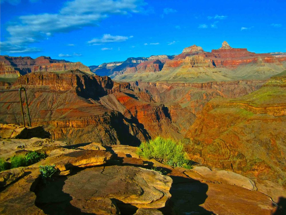 Plateau Point, Grand Canyon, April 2012