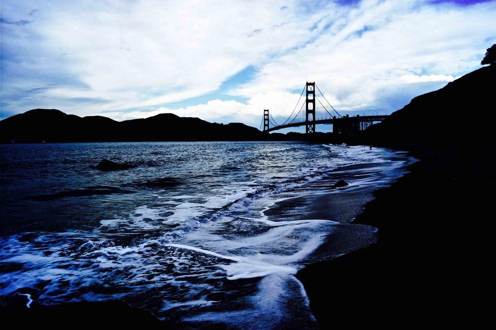 San Francisco, California, April 2013
