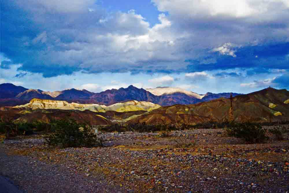 Death Valley National Park, California, April 2015