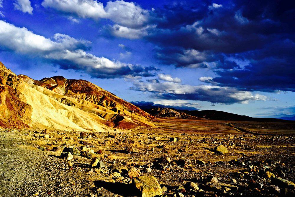 Death Valley National Park, April 2015