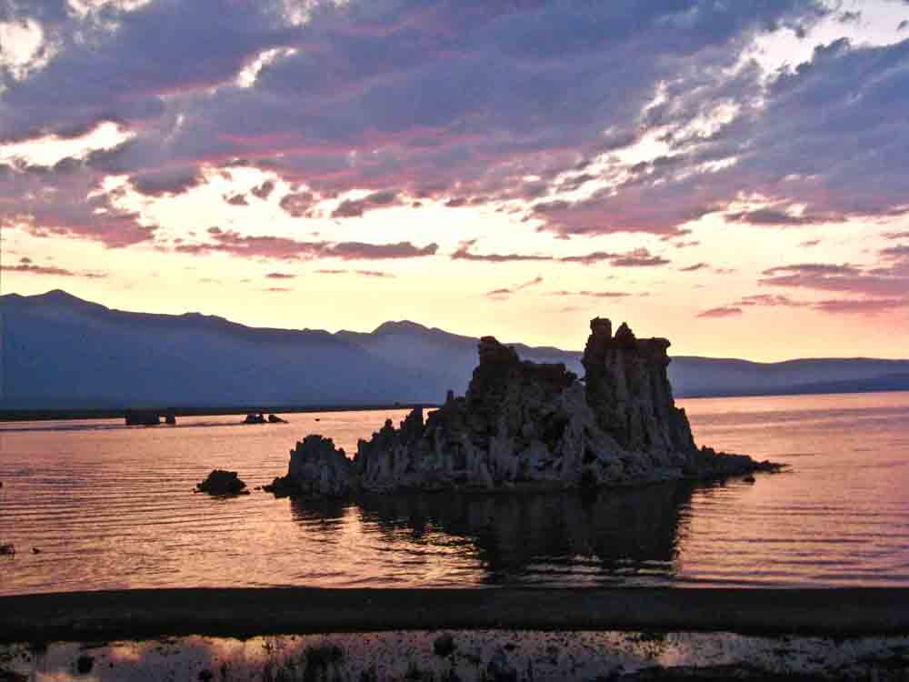 Mono Lake, California, July 2008