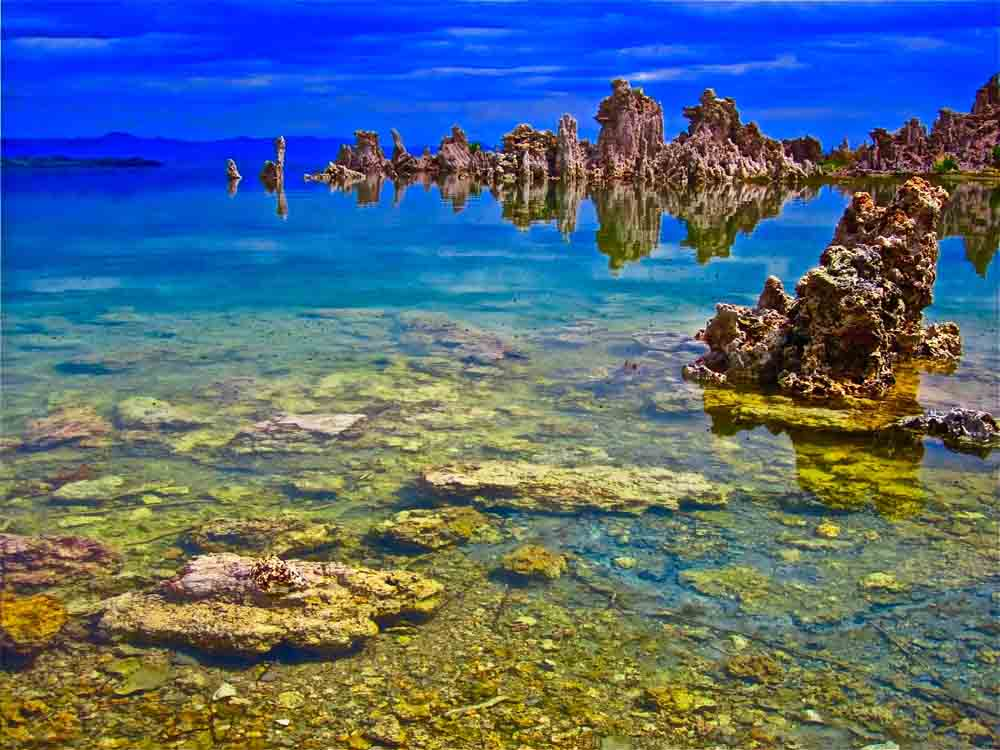 Mono Lake, California, July 2011