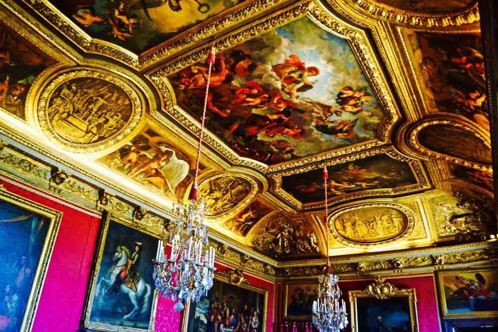 Versailles, Paris, June 2015