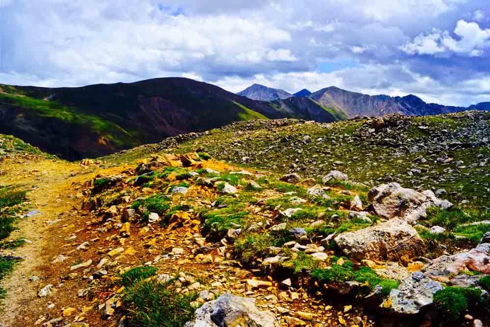 Loveland Pass, Colorado, August 2012