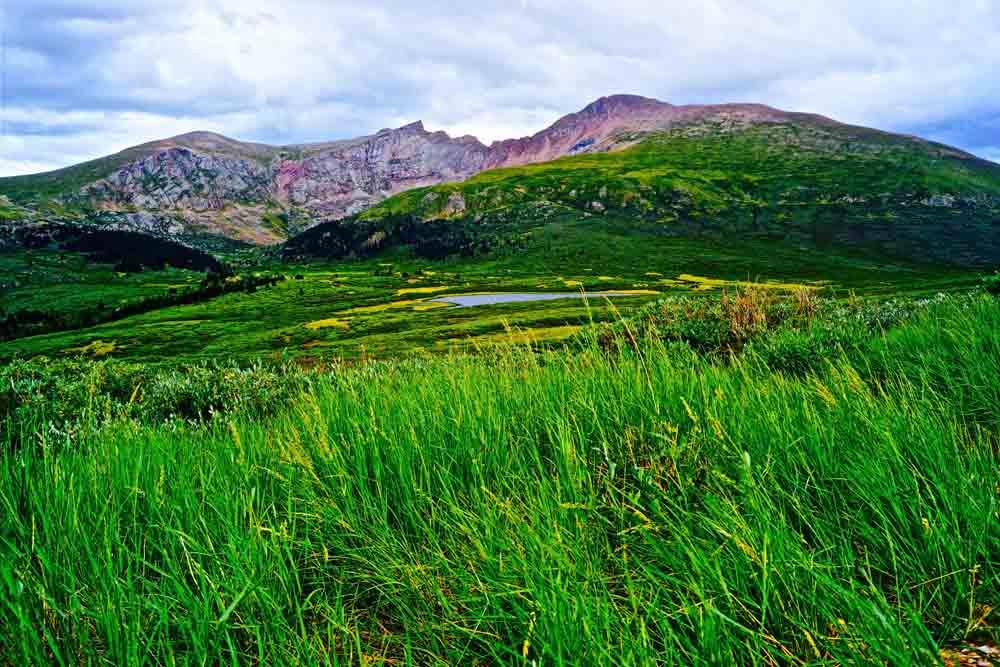 Mt. Democrat, Colorado, August 2012