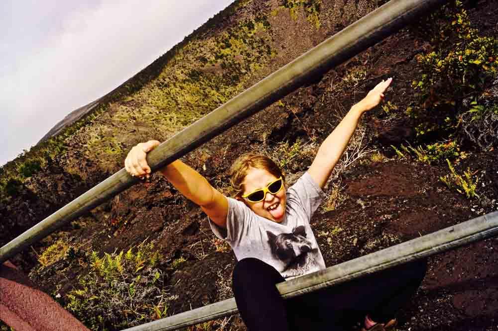 Volcanoes National Park, Hawaii, July 2012