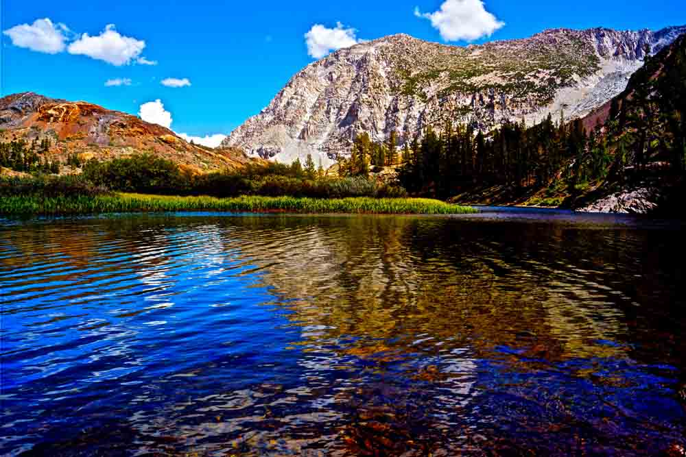 Mammoth Lakes, California, August 2012