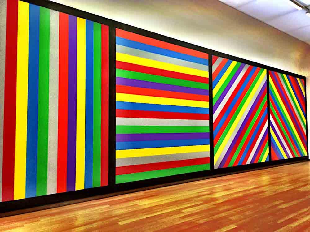 Stedelijk Museum, Amsterdam, July 2015
