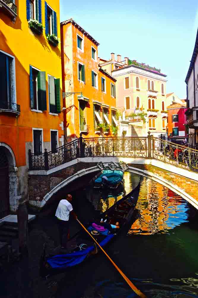Venice, Italy, July 2-15