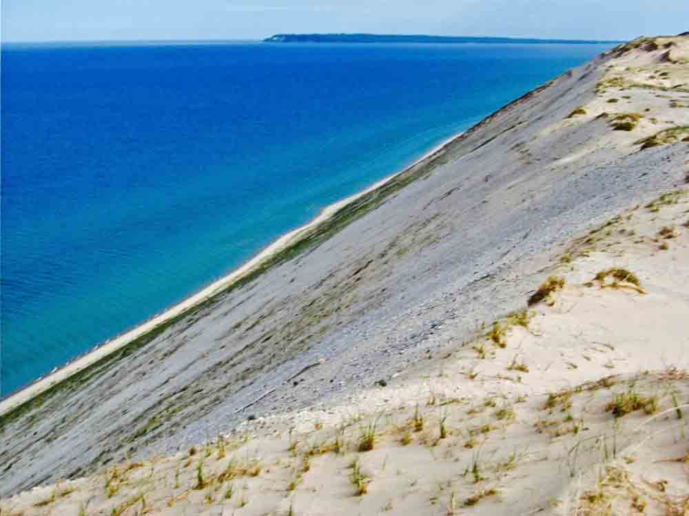 Sleeping Bear Dunes, Michigan, July 2009