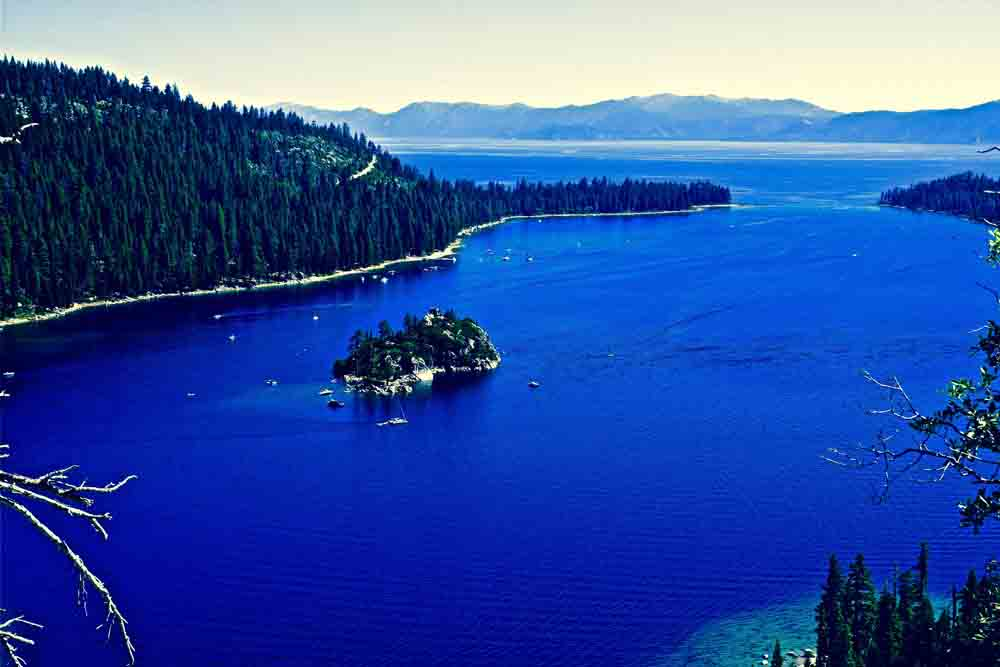 Lake Tahoe, California, July 2014