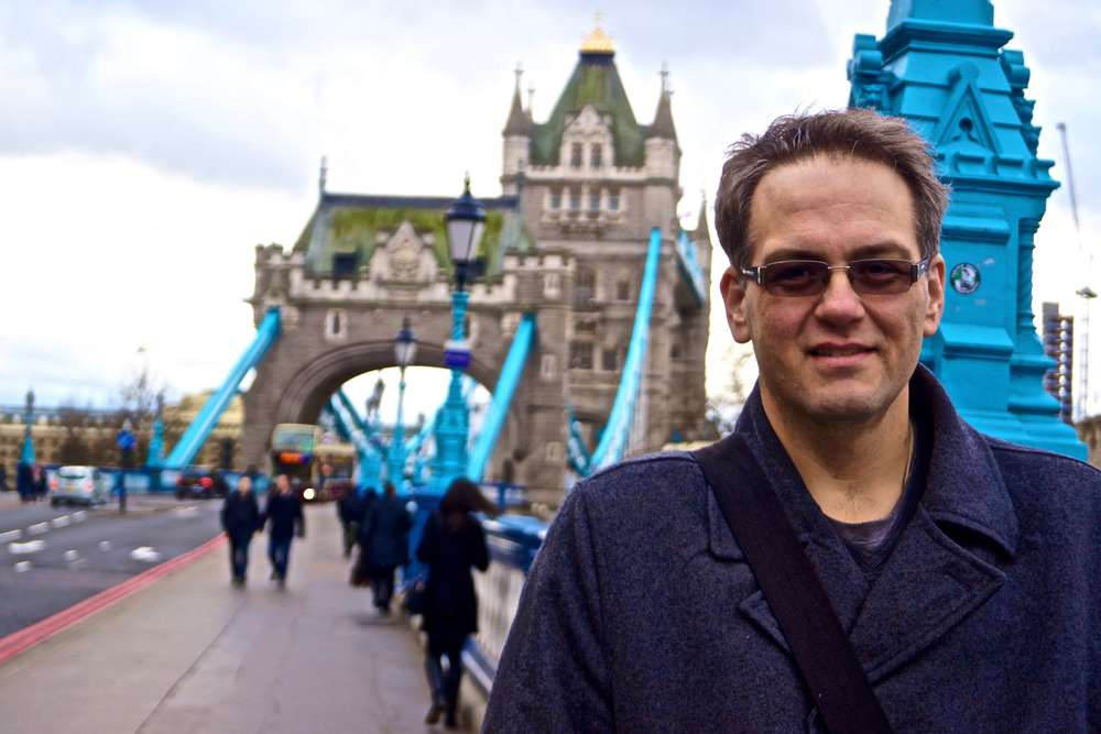 Tower Bridge, London, December 2014