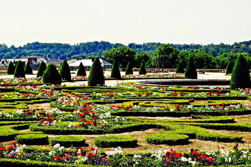 Versailles, France, June 2015