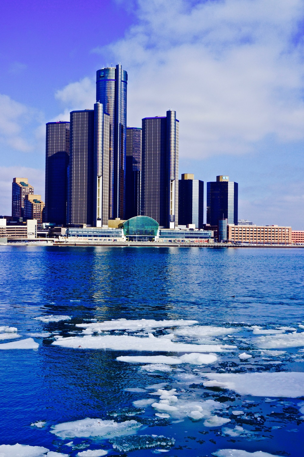 Detroit, Michigan, March 2015