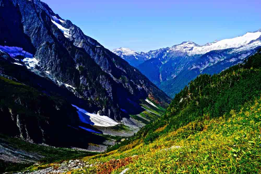 North Cascades, Washington, September 2012