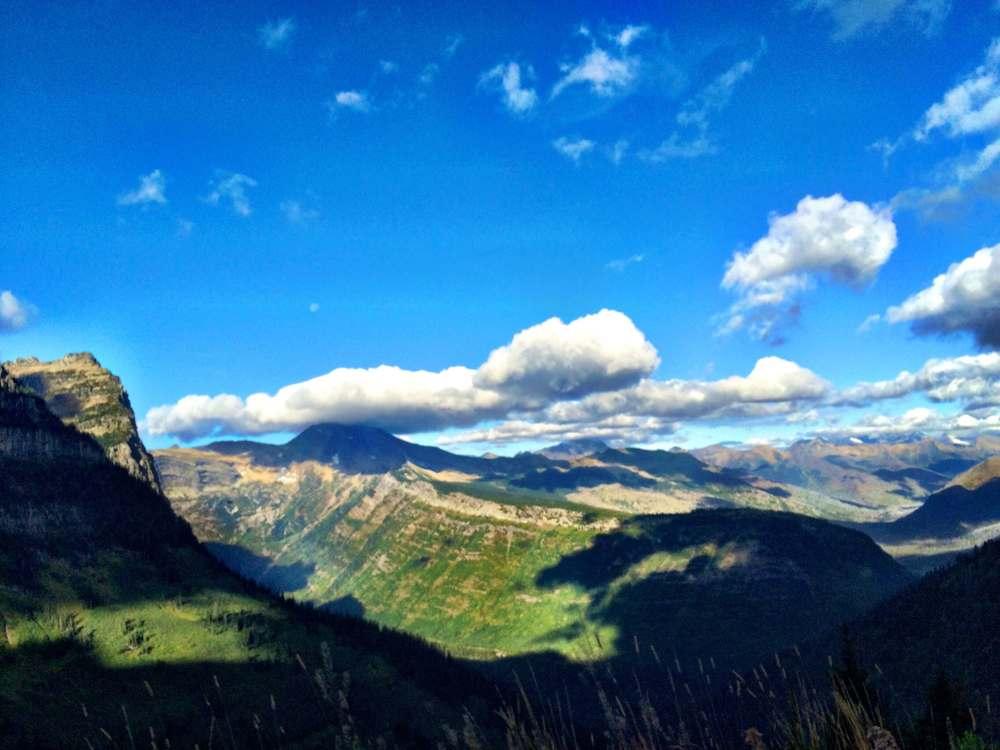 Glacier National Park, Montana, August 2015