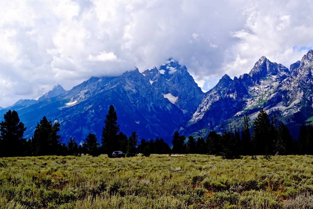 Grand Teton National Park, Wyoming, August 2014