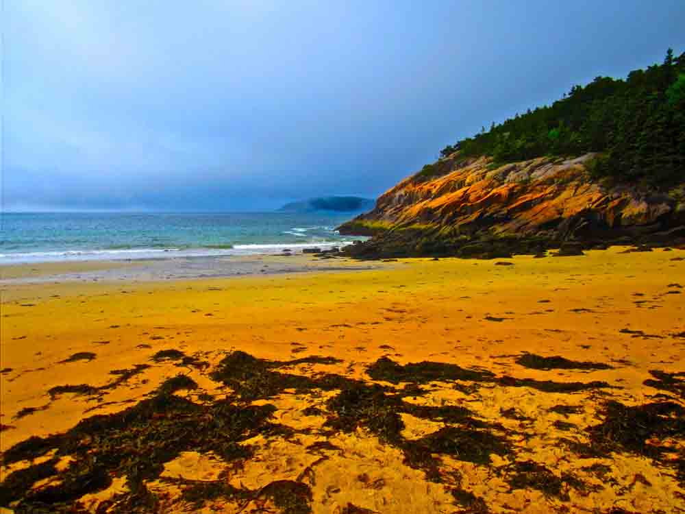 Acadia National Park, Maine, May 2012
