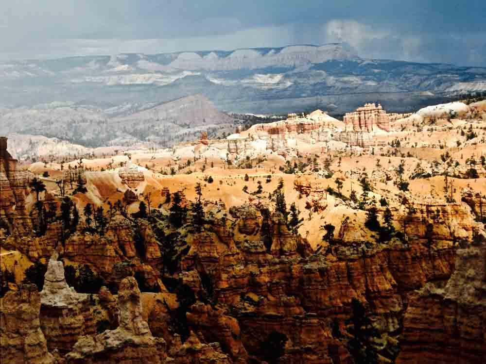 Bryce Canyon, Utah, July 2008
