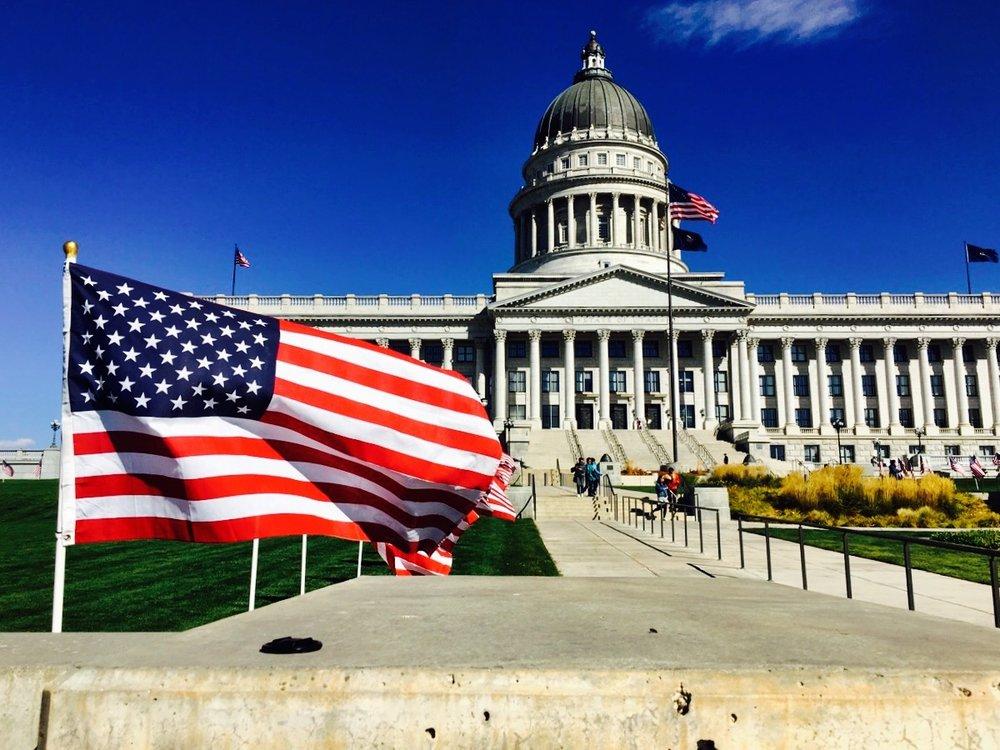 Utah Capitol/Susan J. Demas