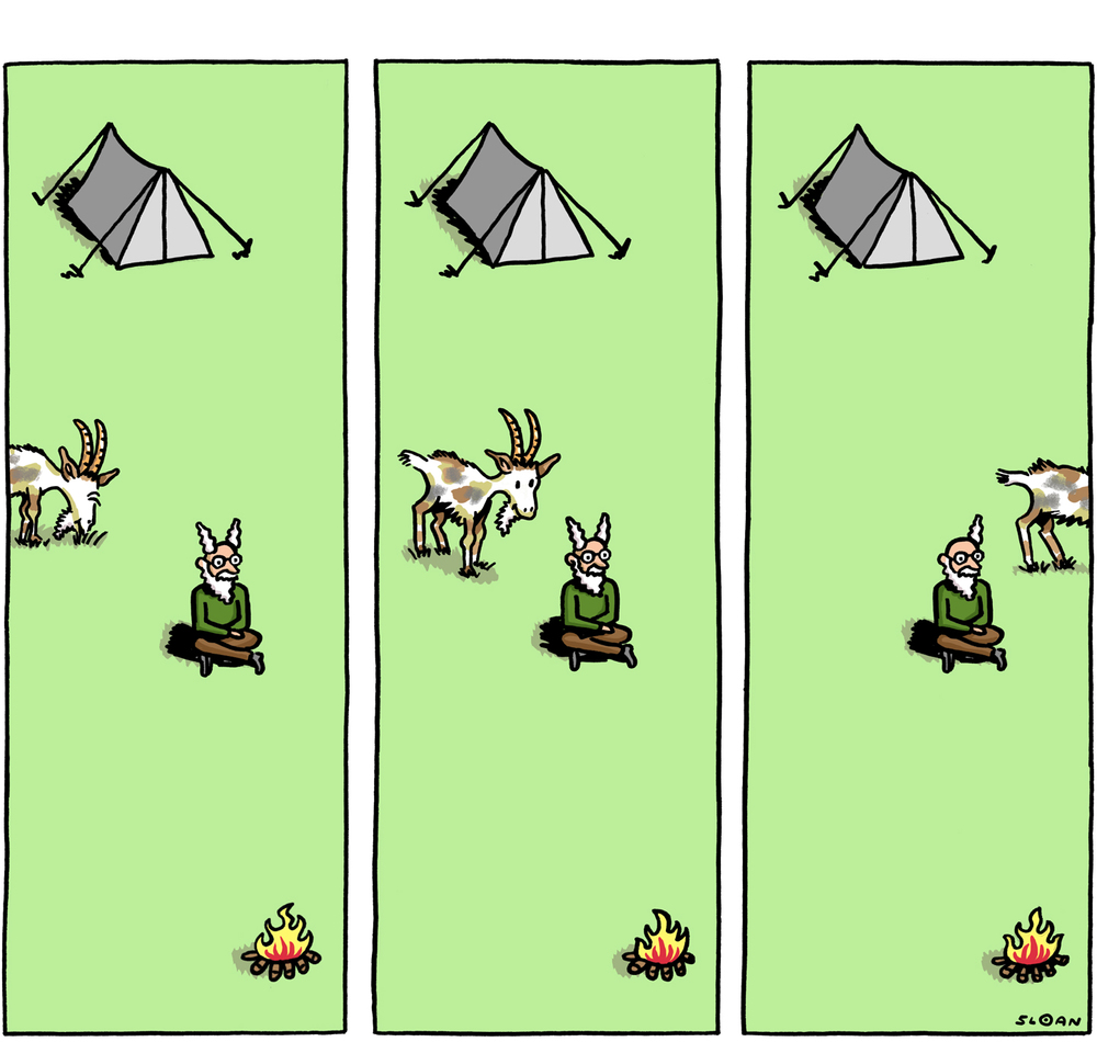 #47: The Goat Problem.