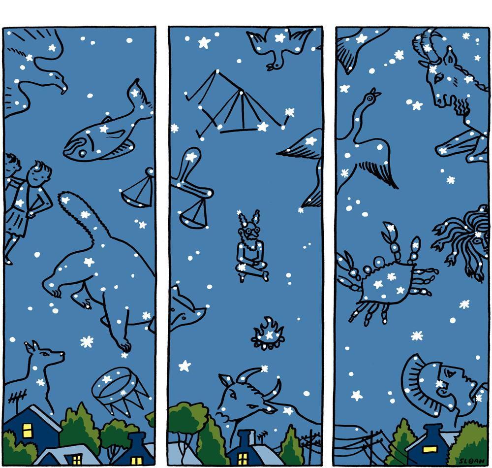 #53: Nimbus in the stars.