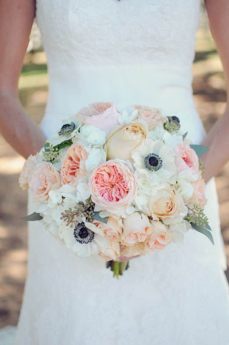 Guesses - $40 - $600    Average - $165    Actual cost - $300    This bouquet is very trendy right now! However, I don't typically recommend hydrangea in bouquets as it doesn't last long out of water. I would recommend stock as a great alternative to hydrangea.