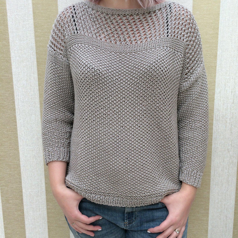92c31457d We are Knitters - Bossa Nova Sweater — Knitatude