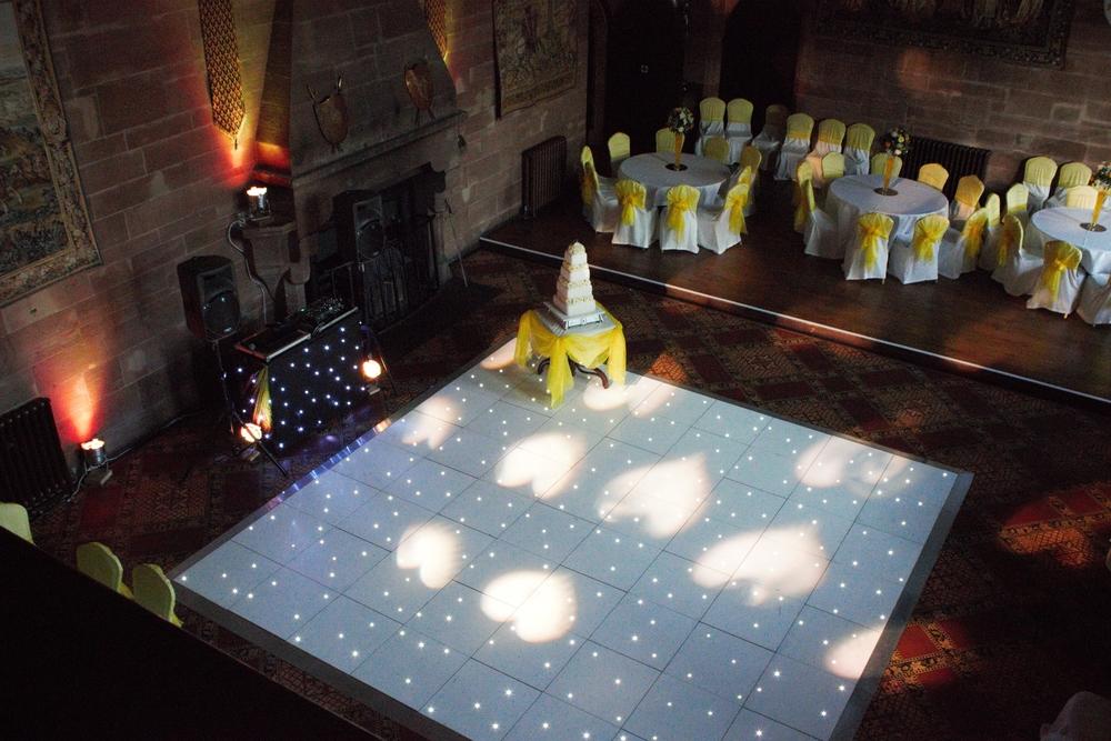 Peckforton Castle Wedding DJ
