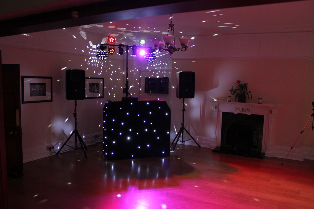 Chester Zoo Wedding DJ