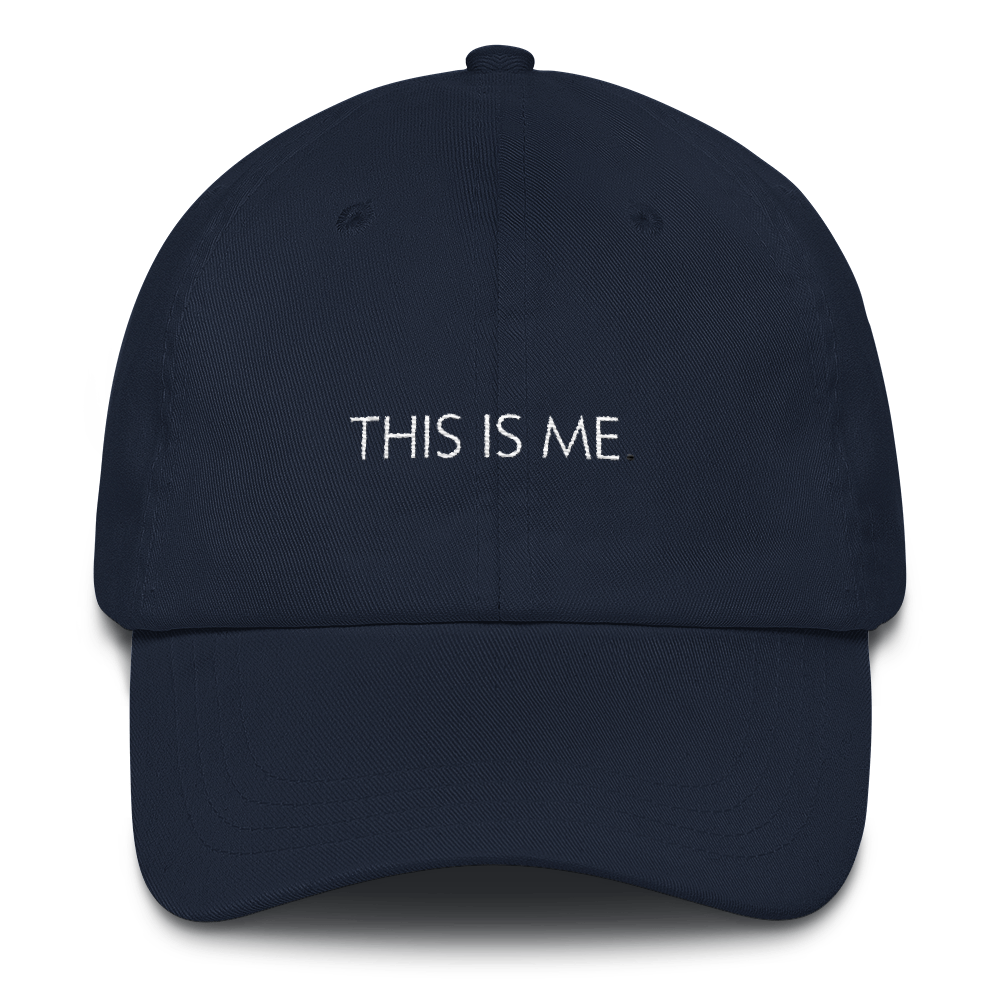 THIS-IS-ME_A.Bevy-Logo-White_mockup_Front_Navy.png