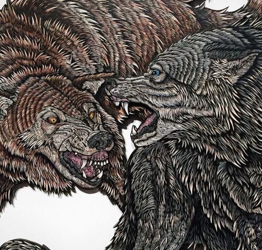 Dennis McNett Wolfbat Studios