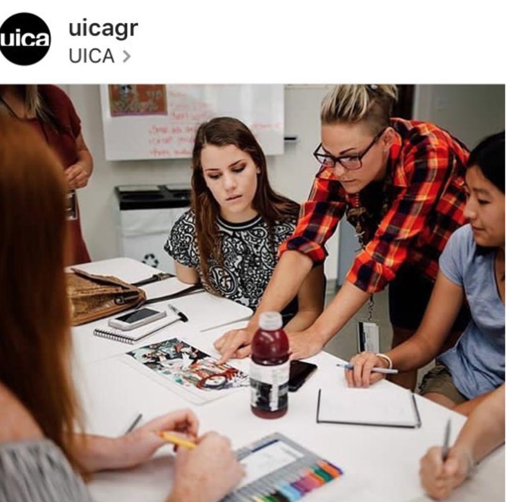 UICA ARTWORKS