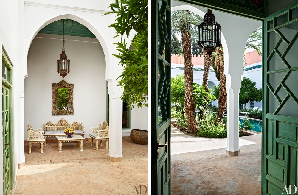 Images courtesy of  Architectural Digest