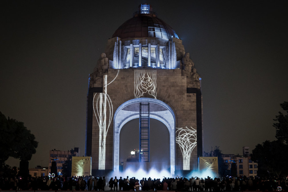 Visual Art Week, Mexico City
