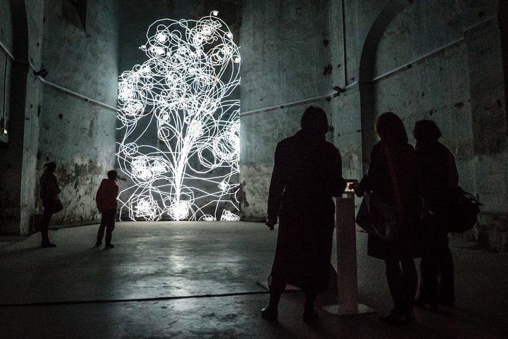 Videoformes, Clermont-Ferrand/France