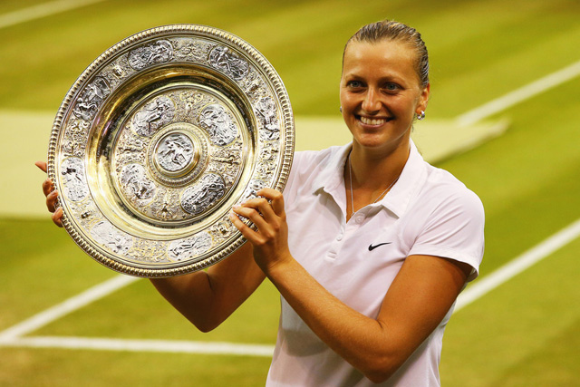 Photo from petrakvitova.net.