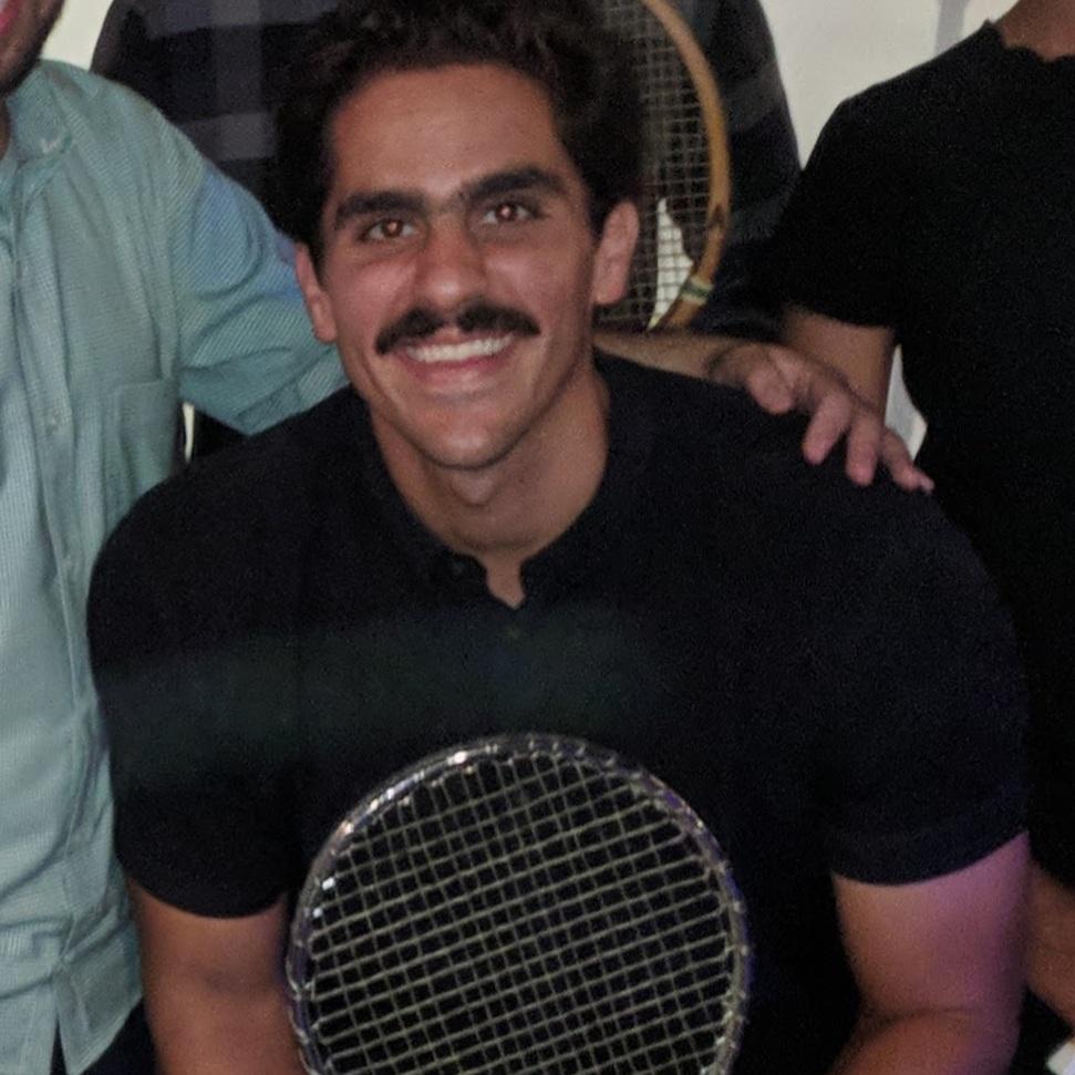 Mohammad El-Haj Ahmad - Upswing Site Leader