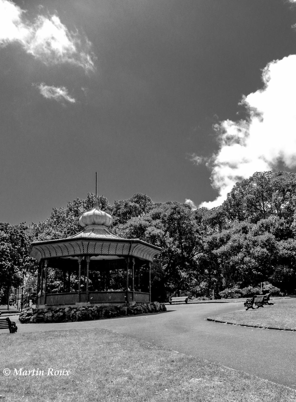albert park black and white