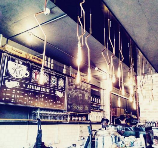 shift espresso bar