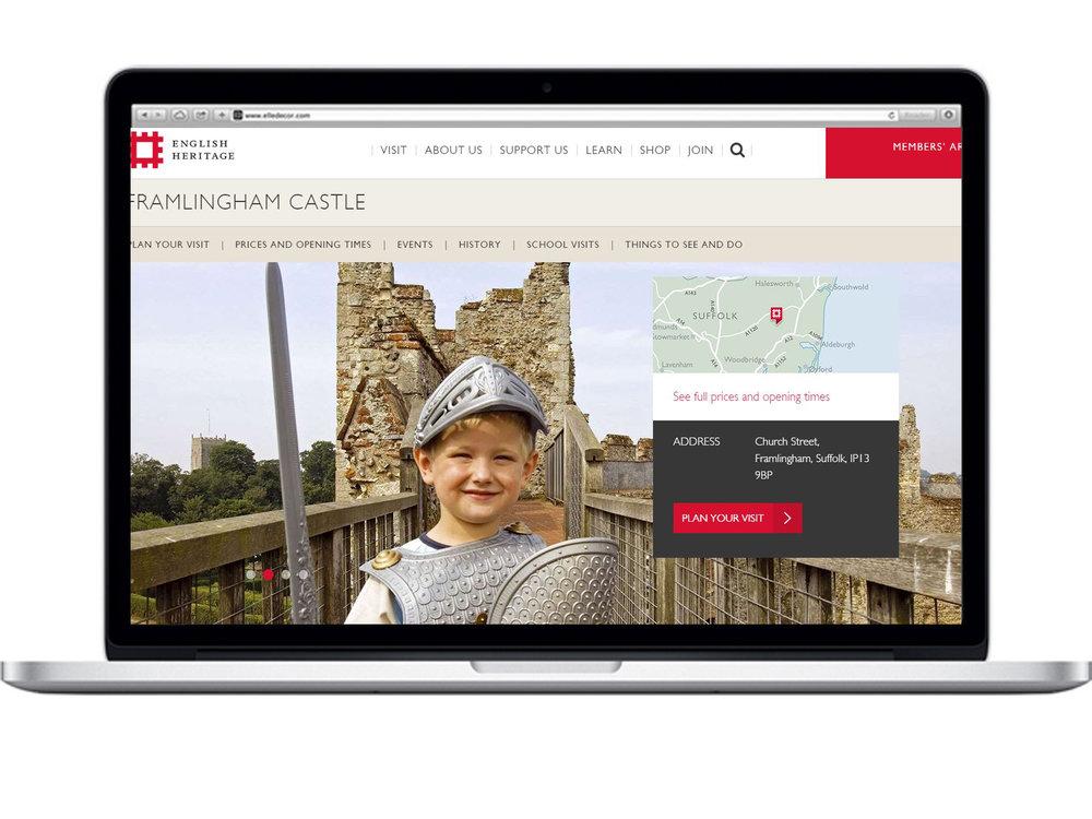 Framlingham Castle. 30 minute drive