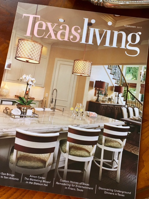 Marvelous Valentine Party With Texas Living Magazine!