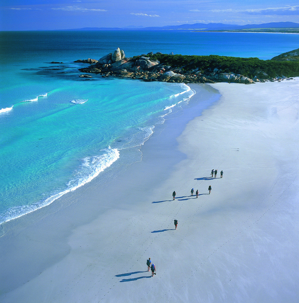 Great Walks of Australia - Bay of Fires Lodge Walk