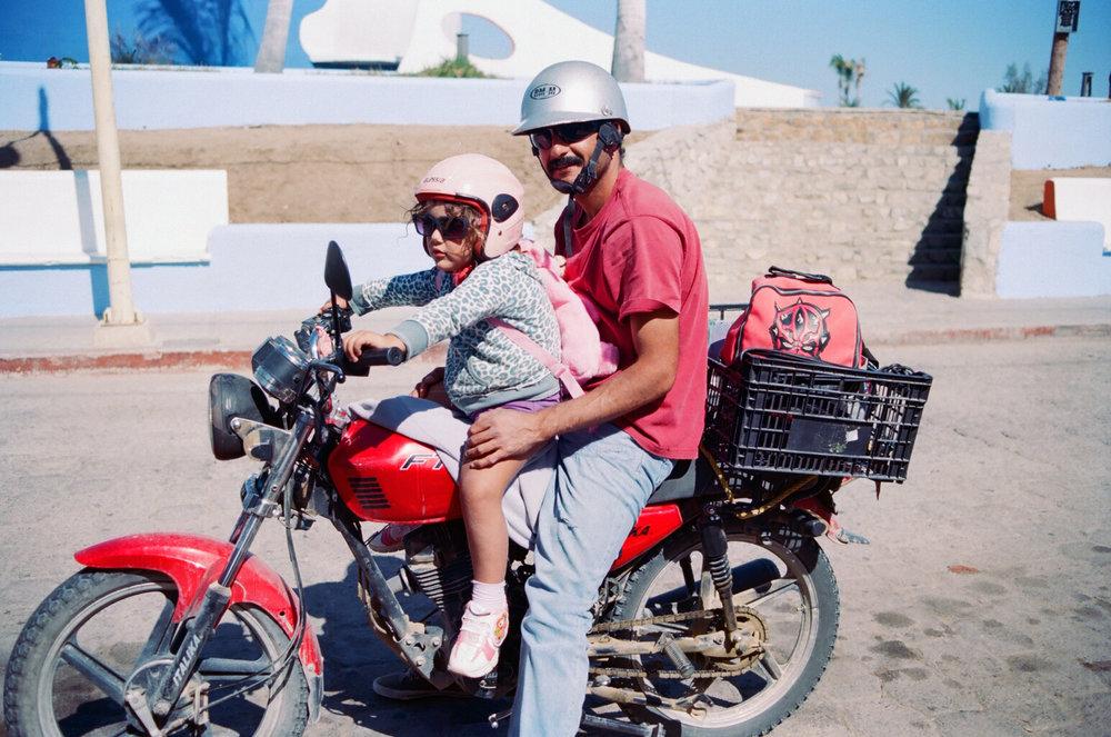 VOL. 2 - Images from Baja Sur, MX, Puerto Rico, San Francisco, CA, Paris,Film Types: Kodak Ektar 800, Ilford HP5 100